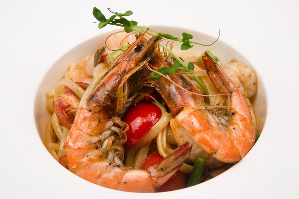 krevetės, krevečių pasta, patarimai