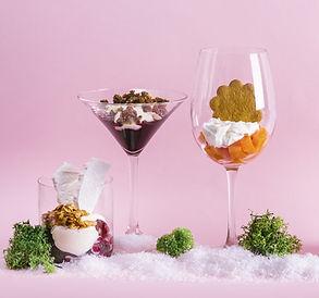 6 žaibiški desertai stiklinaitėse: paprasti ingredientai virsta saldžiais šedevrais!
