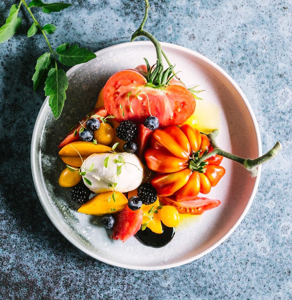 patiekalai su pomidorais, Alfo Ivanausko receptas