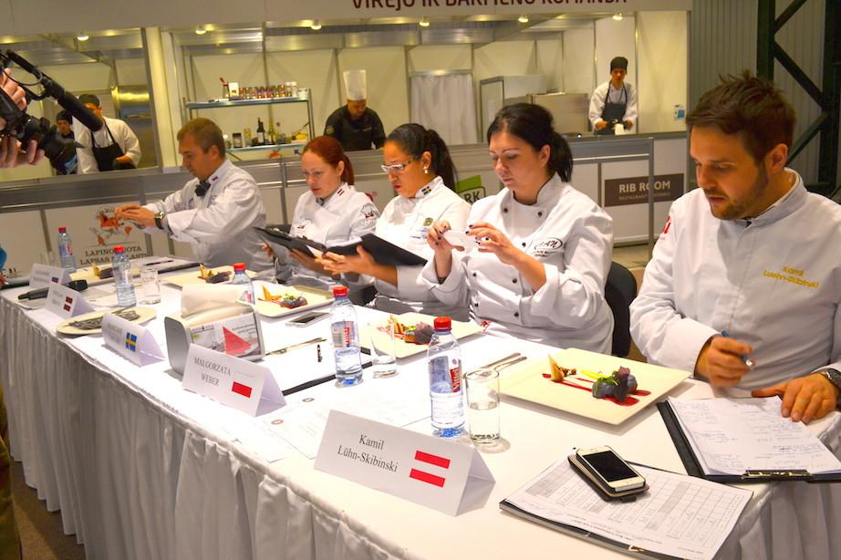 Konkursų vertinimo komisija (Organizatorių nuotr.).