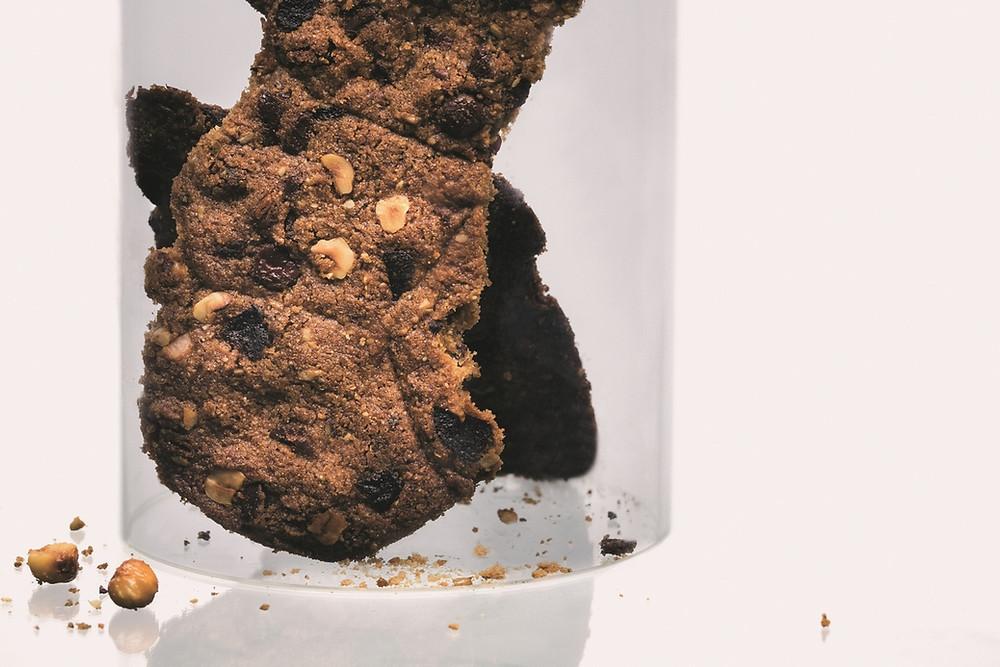 Grikių miltų sausainiai, vmg receptas