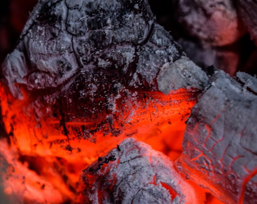 Kaip kepti ant laužo anglių, Bernardas Anužis, patarimai