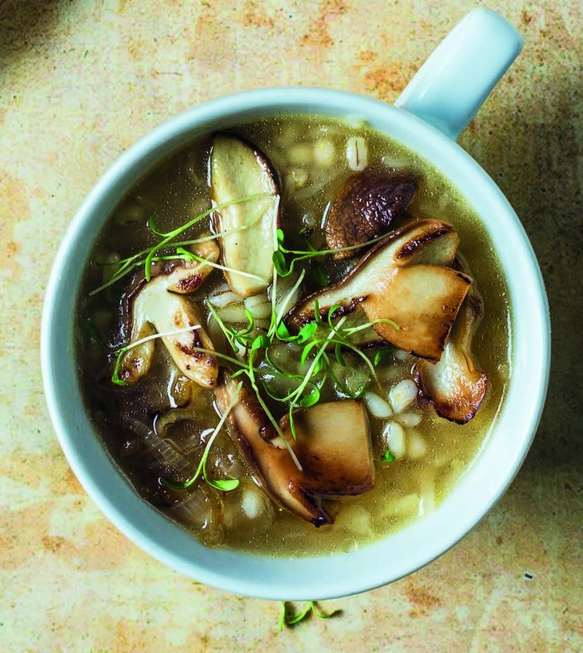 raugintų kopūstų sriuba, receptas