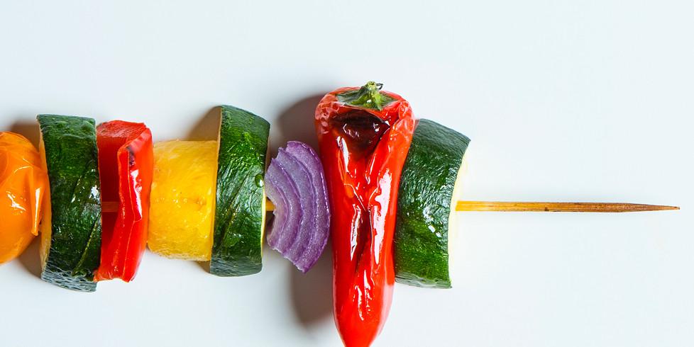 Įvairių daržovių iešmeliai, vmg receptas