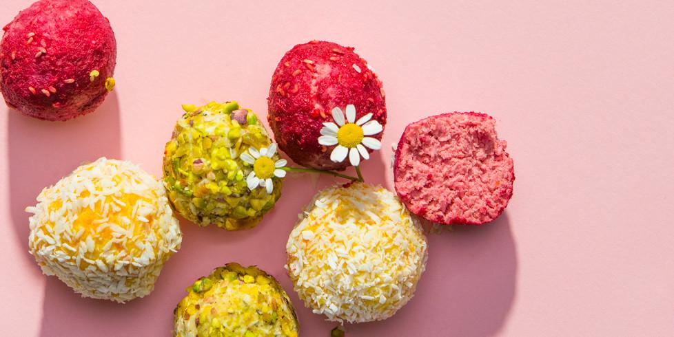 veganiski saldumynai