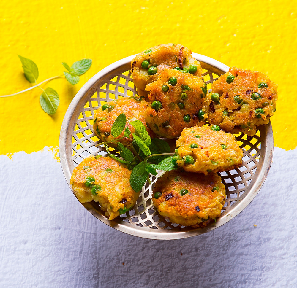 bulvių maltinukai su žirneliais, VMGonline.lt