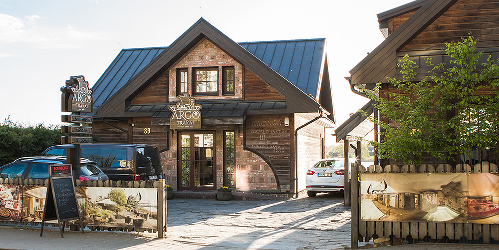 restoranas Argo