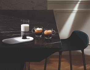 """""""Nespresso"""" kviečia kavos: nauji, gundantys skoniai rudens ryto malonumui"""