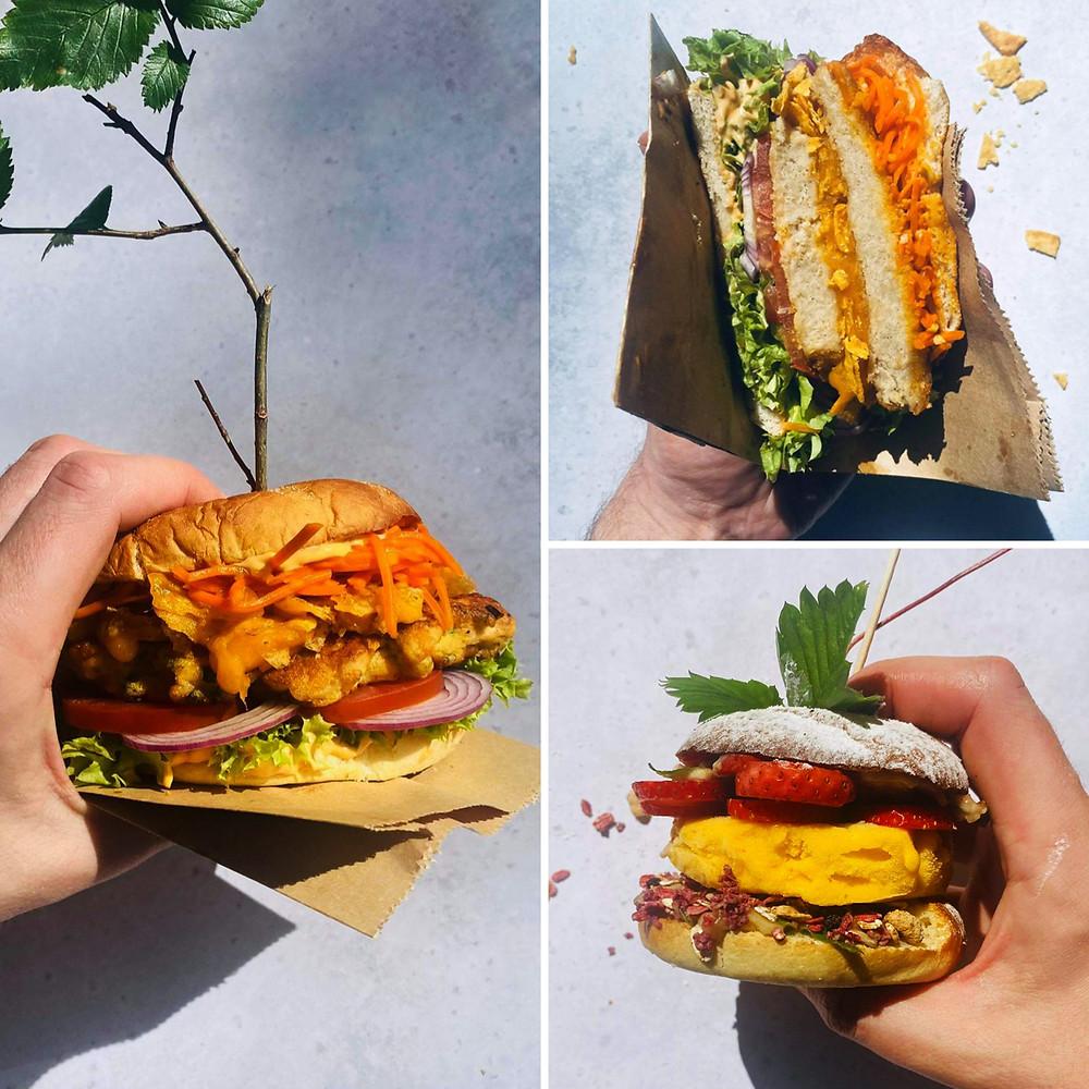 sultingieji burgeriai, Alfo Ivanausko receptas