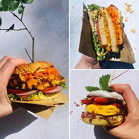 ALFAS VIENAS NAMUOSE traškiųjų burgerių receptai: su sultingu paplotėliu, bemėsis ir desertinis!