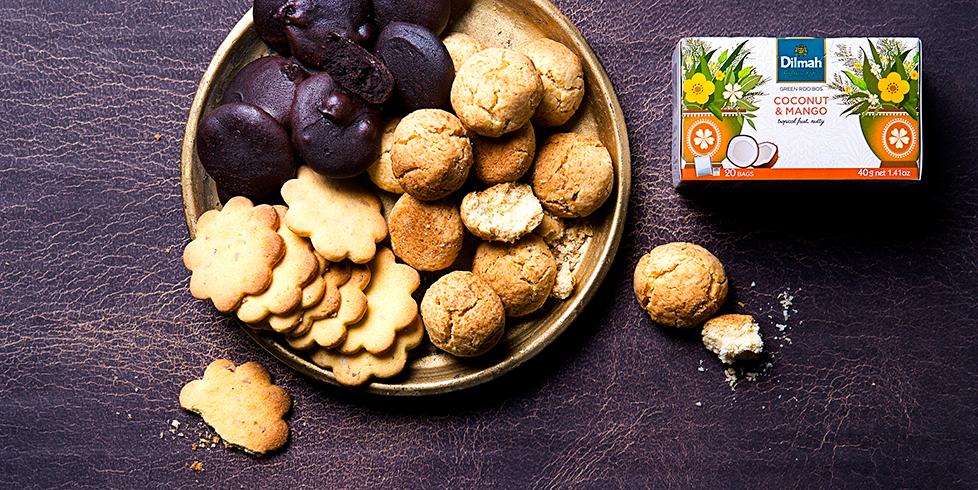 Kokosiniai sausainiai, vmg receptas