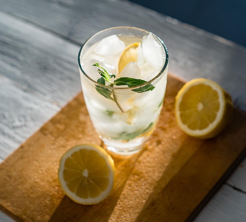 Agurkų limonadas, Alfo Ivanausko receptas