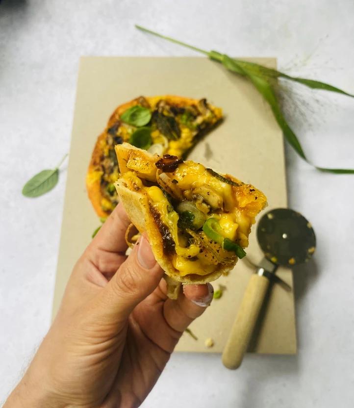 pica, naminė pica, vmg receptas