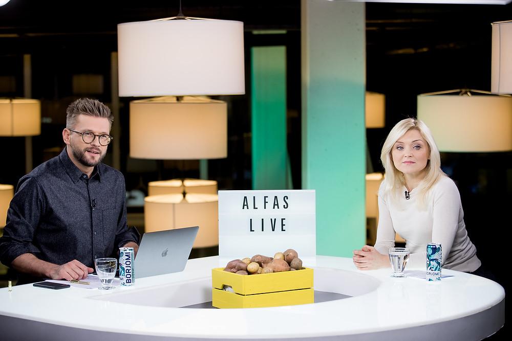 ALFAS LIVE, Adrija Čapkauskienė