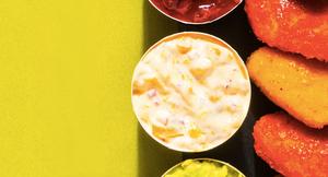 Mangų majonezas, vmg receptas