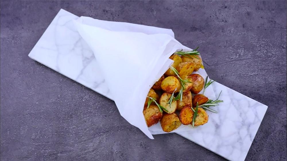 Belgiškos bulvytės, vmg receptas