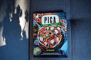 Knyga pamišusiems dėl picos
