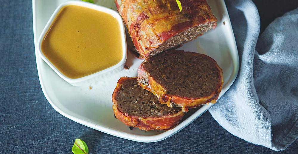 Mėsos duona skandinaviškai, vmg receptas