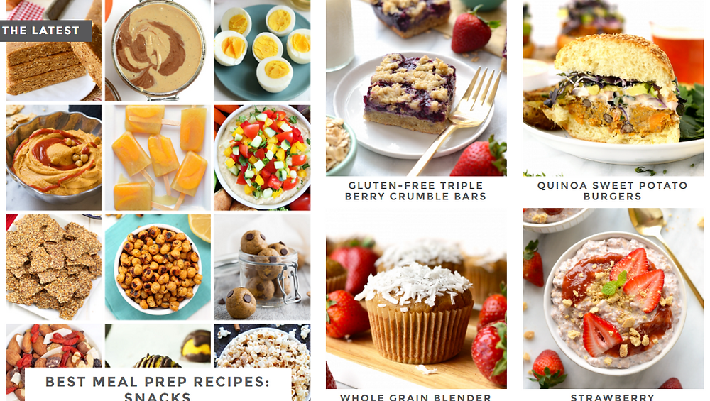 5. fit foodie finds