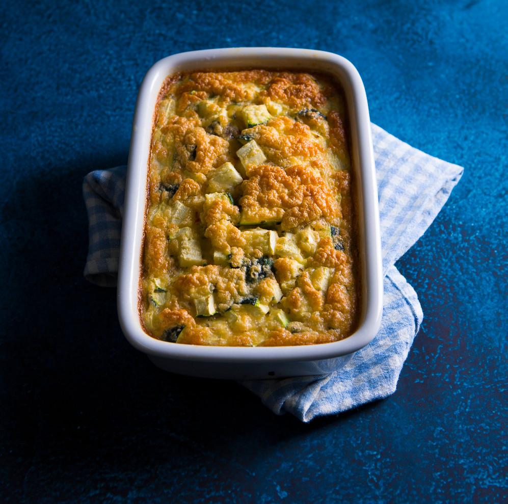 Omletas iš orkaitės, vmg receptas