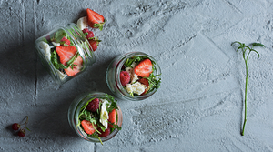 Mocarelos salotos, vmg receptas