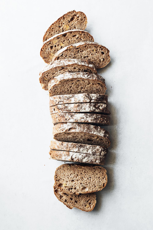 duona, VMG receptai