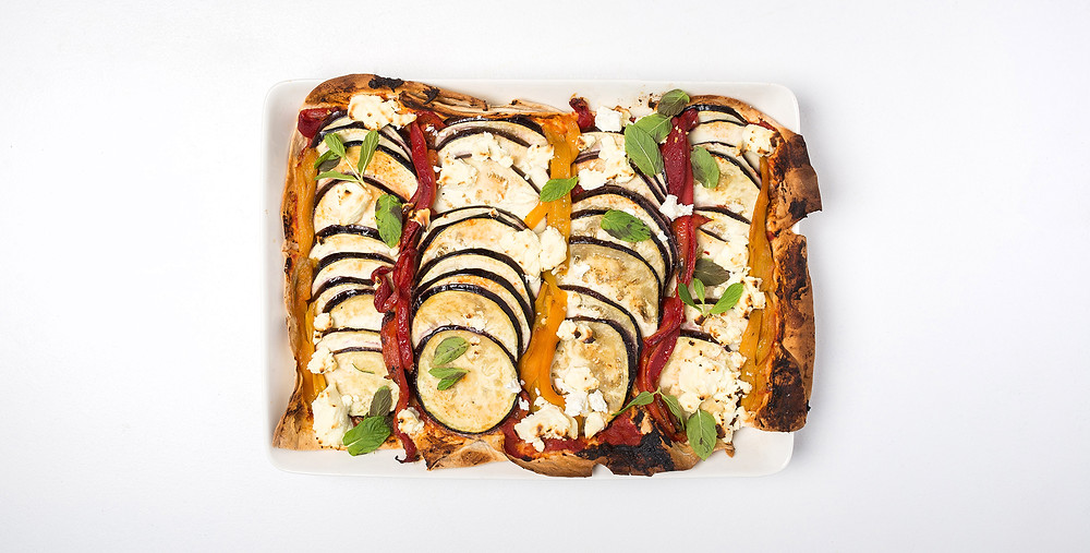VMG valgo: pica - baklažanų užkepėlė, vmg receptas