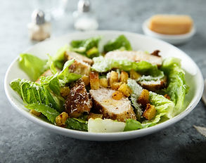Ieškomiausi #vmgonline receptai: klasikinės Cezario salotos!