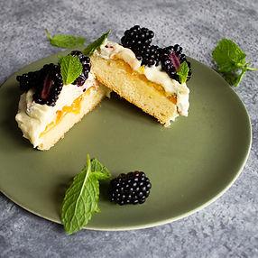 Baltojo šokolado ir apelsinų pyragaičiai (Receptas)