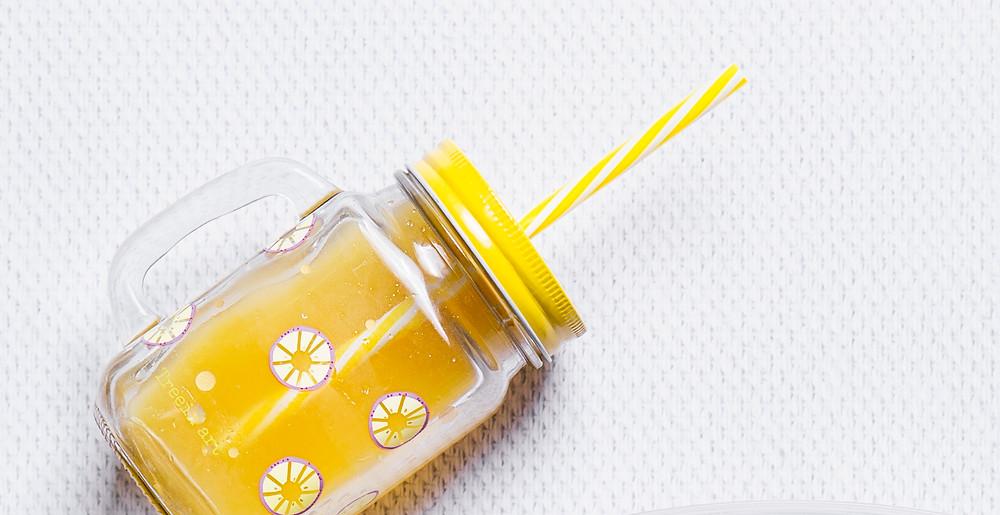 Imbiero ir apelsinų gėrimas, vmg receptas