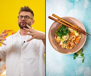 Azijietiškas patiekalas, su kuriuo per kelias minutes nukeliausite į šiltuosius kraštus