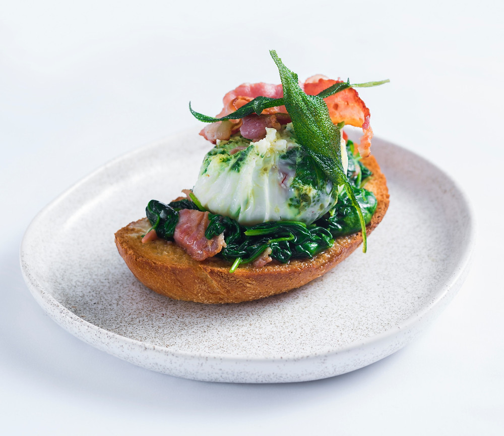 Benedikto kiaušinis, Alfo receptas