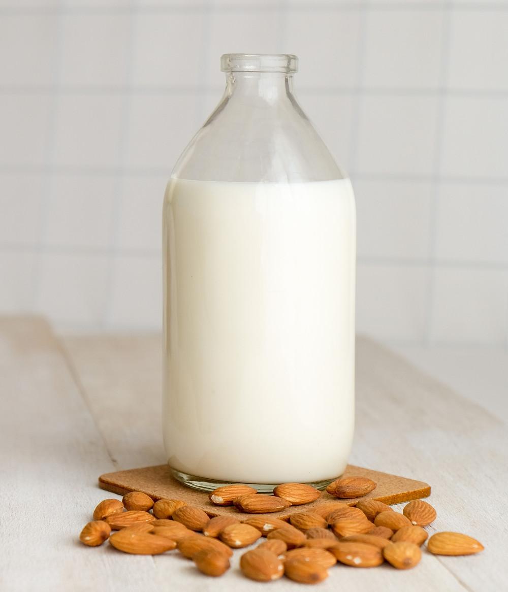 desertinis migdolų pienas, vmgonline receptas