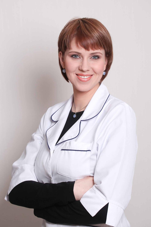 Gydytoja dietologė Kristina Jasmontienė