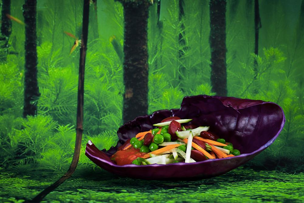 """Daržovių """"tacos"""", vmg receptas"""