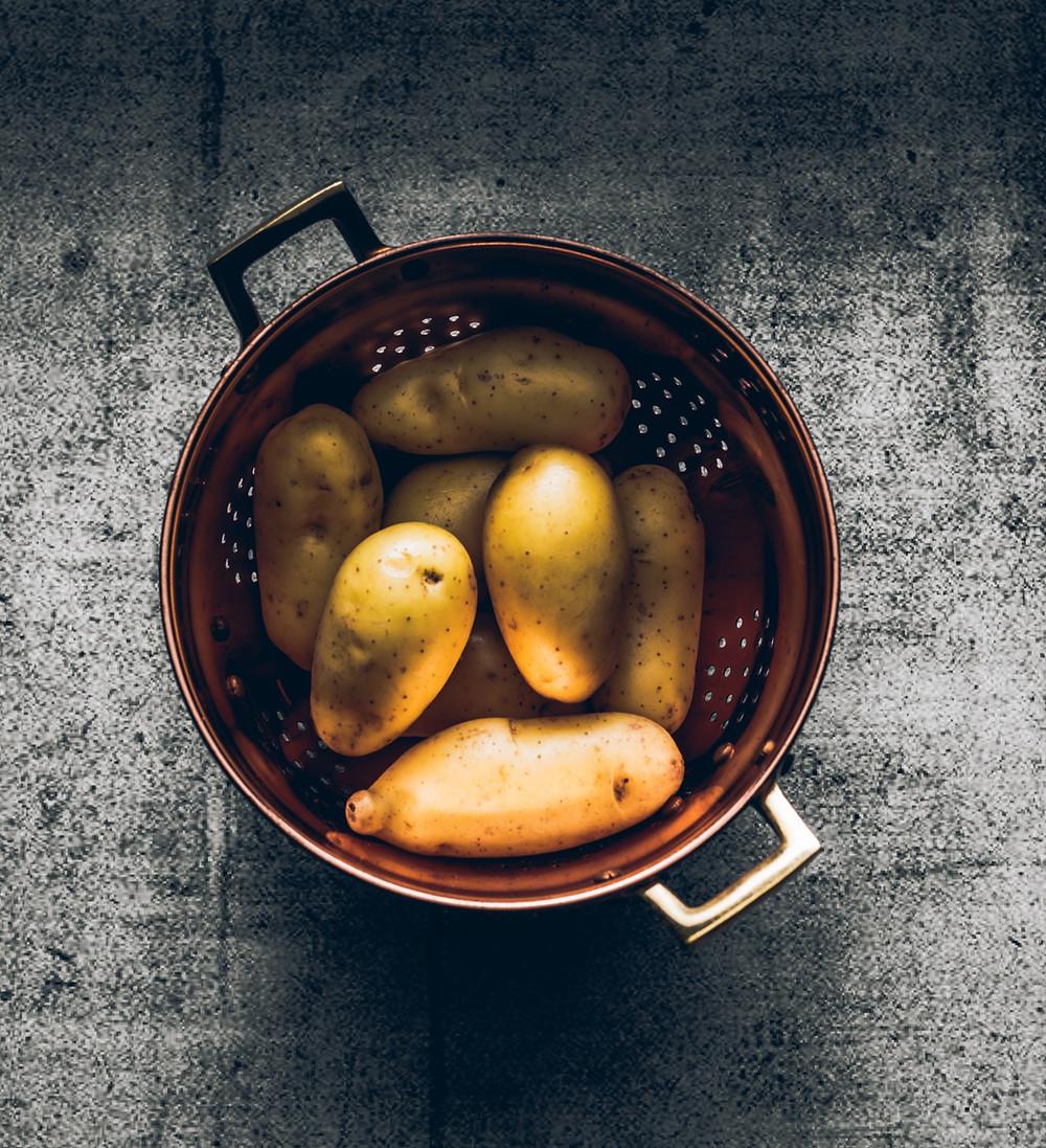 ką valgyti, kad nesirgtume, bulvės, dietologės patarimai