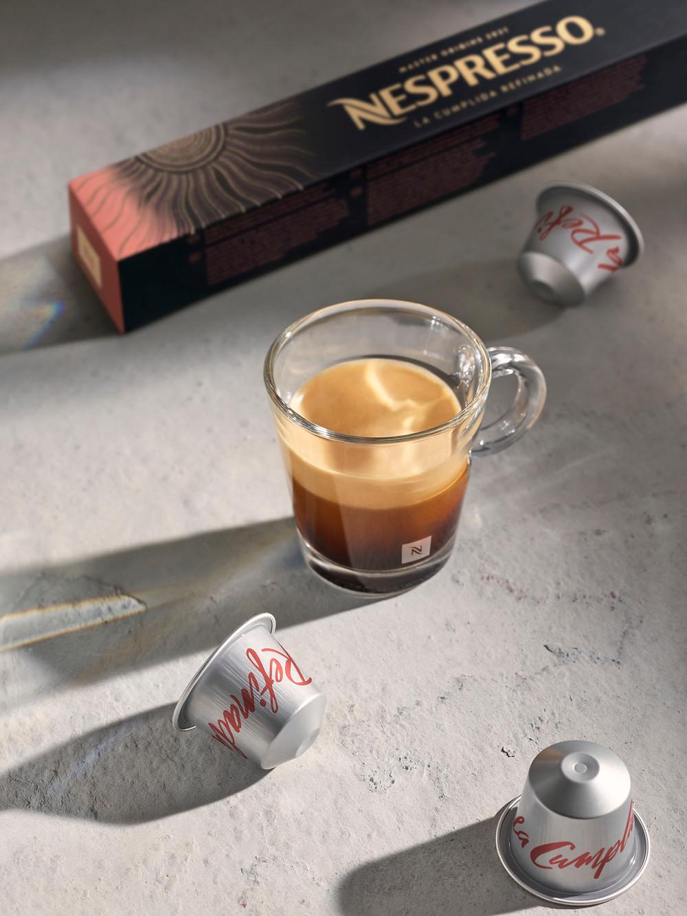 nespresso, vmg