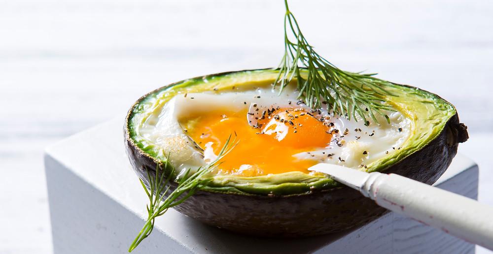"""Avokado """"laivelis"""", vmg receptas"""