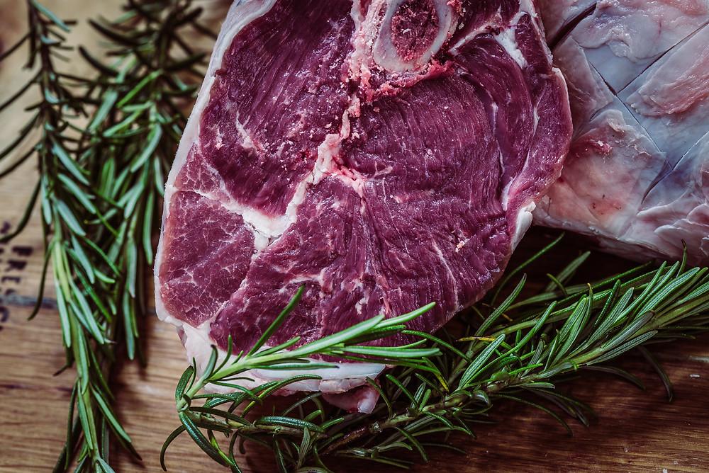 mėsa, VMG