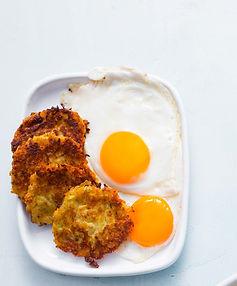 Sočiai ir greitai: cukinijų sklindžiai su kiaušiniu