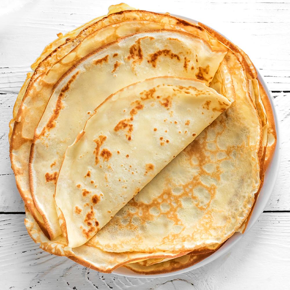 Blynų tacos su dešrelėmis, Alfo Ivanausko receptas