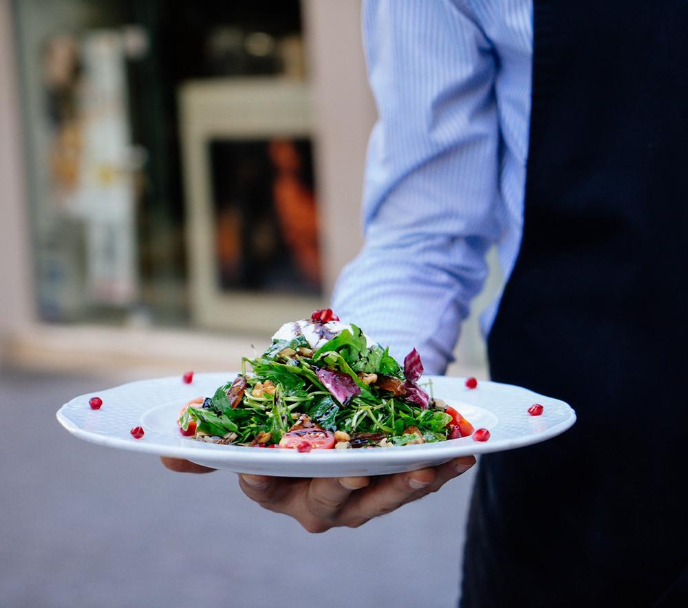 patarimas, kaip nepersivalgyti, vmgonline, padavėjas, restoranas