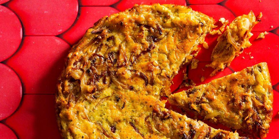 Ypatingas svogūnų pyragas, vmg receptas