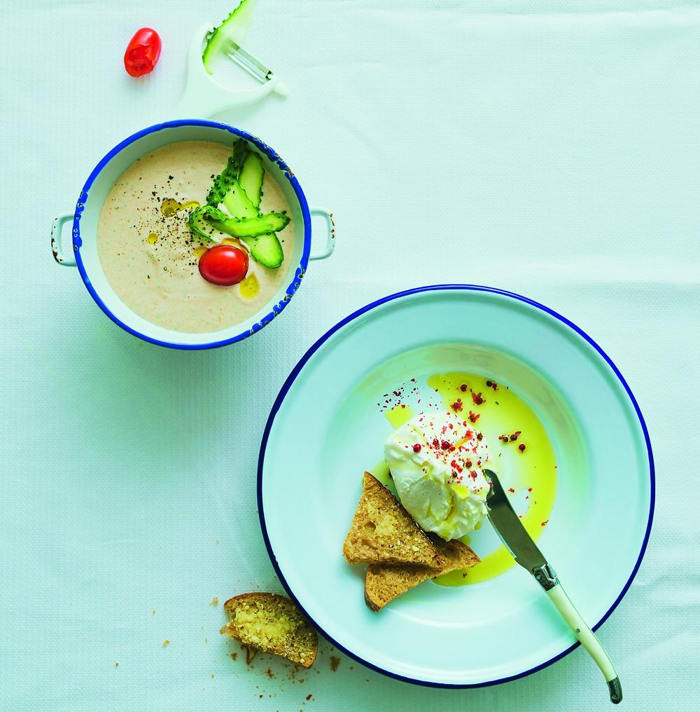 naminis natūralaus jogurto sūrelis, Alfo Ivanausko receptas