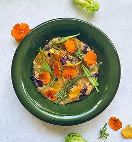 UMAMI pupelių užtepėlės receptas (konkurentė humusui)