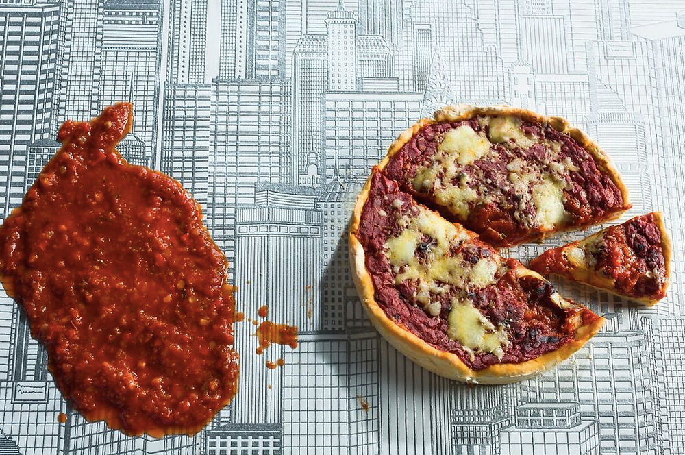 Gilioji pica + picos padas, vmg receptas