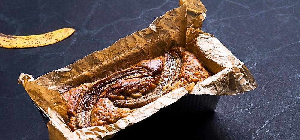 Bananų duona, vmg receptas