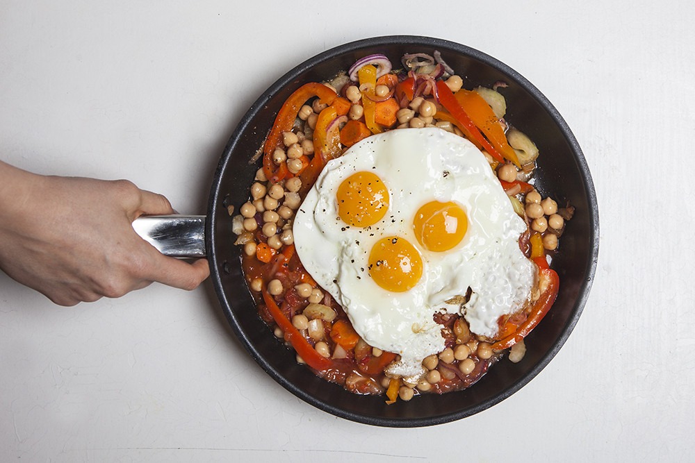 VMG valgo: avinžirnių troškinys, vmg receptas