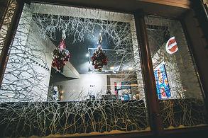 Šventinės dekoracijos: kuris sostinės restoranas pasipuošė gražiausiai? (nuotraukų galerija)