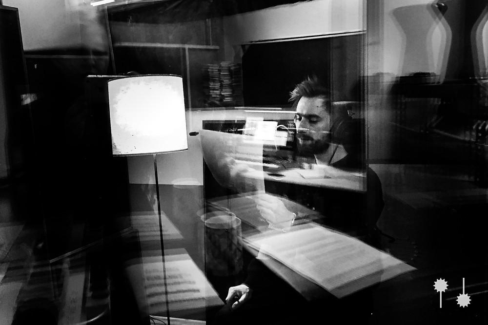"""Karolis Vyšniauskas – NYLA podkasto vedėjas ir prodiuseris. """"Nanook"""" nuotr."""